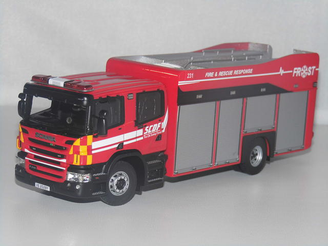 Masterpiece Scania FROST 1