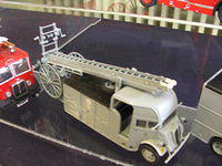 National Fire Service Models