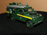 Royal Air Force Fire Service Models