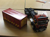 1/14.5 scale r/c prime mover fully working