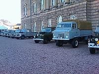 Land Rover 65th Anniversary Event