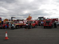 Emergency Services Show,Hullavington,Wilts