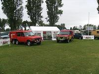 Land Rover Owner Int show Billing 2010