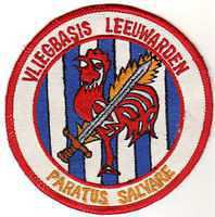 ARFF Patches Netherlands