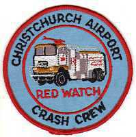ARFF Patches All Over The World