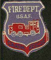 ARFF Patches USA