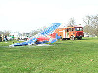 Weston Park Air Crash