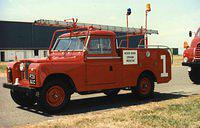 North Weald Fire Rescue.