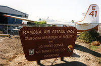 Ramona Air Attack Base