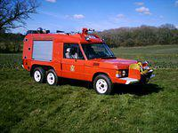Bristol Airport Fire Appliance