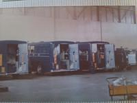 Rare picture by Ivan Symcock of early TQF Bedfords & TACR2