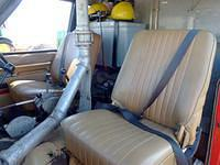 Cab Interior seats
