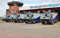 "Birmingham Airport ""Oshkosh Strikers"""