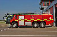 London-Stansted Airport Training Day