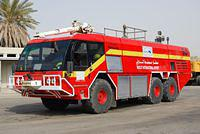 Muscat International Airport Fire Service - Oman