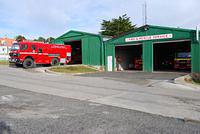 Stanley fire station May 2011