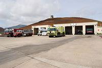The six bay USAF fire-station - May 2012